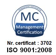 certificare iso Compania de constructii