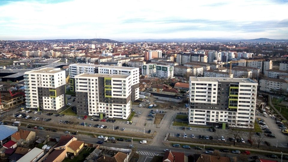 apartamente de vanzare complex rezidential decebal Oradeai