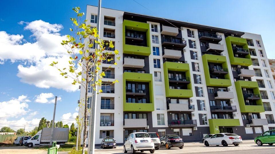 apartamente de vanzare complex rezidential nufarul Oradeai