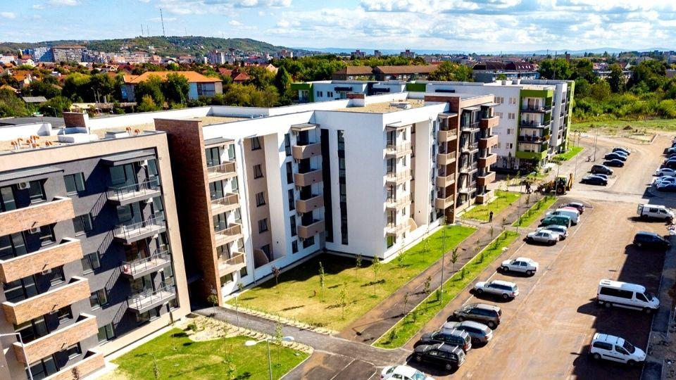 apartamente de vanzare complex rezidential universitatii Oradeai